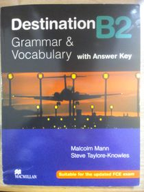 Destination B2 Student's Book With Key (New Edition)