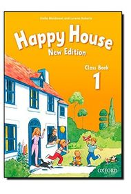Happy House 1 New Edition Class Book Хэппи хаус 1 Учебник