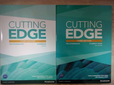 Cutting Edge:Pre Intermediat New Edition.Учебный комплект