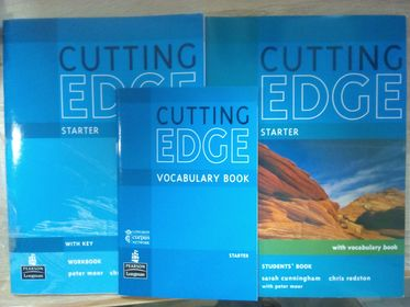 Cutting Edge: Starter 1 Edition Комплект
