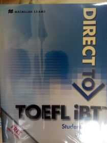 Direct to TOEFL iBT: Student's Book
