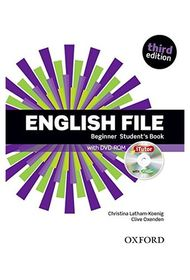 English File: Beginner: Student's Book With ITutor: The Best Way To Get Your Students Talking.Инглиш Файл Бегинер. Учебник с диском
