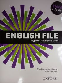 English File: Beginner:учебник