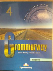 Evans, Dooley: Grammarway 4. Student's Book. Pre-Intermediate. Граммавэй 4
