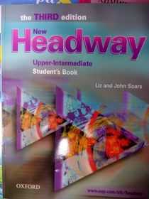 New Headway:  Upper Intermediate  B2: Student's Book And ITutor Pack.Хедвей аппер  интермедиат.3-изд. Учебник с диском