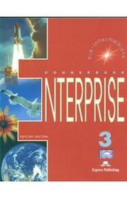 Enterprise 3. Student's Book. Учебник