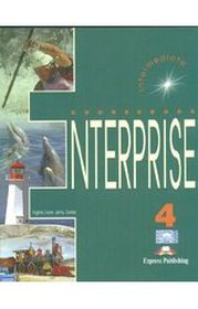 Enterprise 4. Student's Book. Учебник