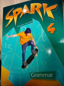Spark: Grammar Book Level 4 Грамматика