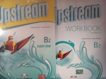 Upstream: Upstream: Intermediate B2 Student's Book +WorkBoock.Апстрим.Комплект